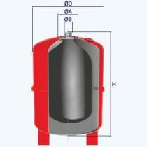 Cruwa Short Tip Genleşme Tankları